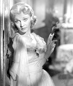 Any similarity between Blanche Dubois and me is greatly exaggerated.
